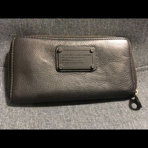 Marc by Marc Jacobs Black wallet